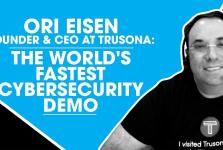 trusona-cybercrime-magazine-fastest-demo 1